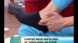 Dr. Ender Saraç - Regl sancısını hafifleten masaj...