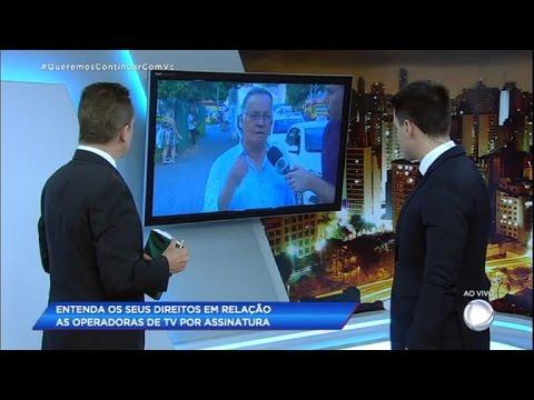 """""""Se a NET tirar a Record TV posso fazer o cancelamento da assinatura sem pagar nada?"""""""