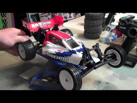 Team Associated RC10 B4 2RS Initial review
