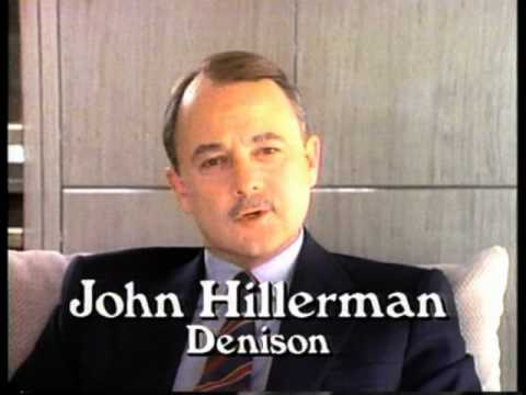 A Texas Celebration 1986  John Hillerman  Denison