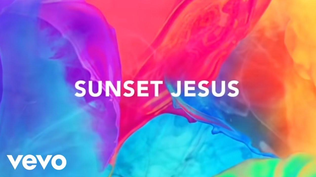 Avicii Sunset Jesus Lyric Video Youtube