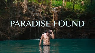 WE FOUND PARADISE - CORON SECRET OASIS