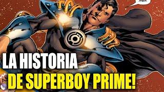 (Remake) La historia de Superboy-Prime -Biografias Banana