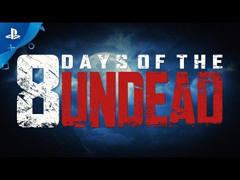 Call of Duty: Black Ops III - 8 Days of the Undead Trailer | PS4