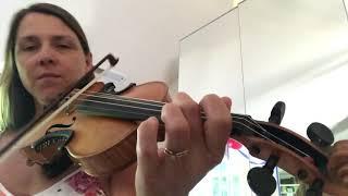 San Antonio Rose, Simple Fiddle