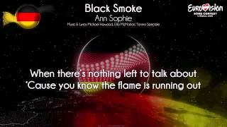 "Ann Sophie - ""Black Smoke"" (Germany)"