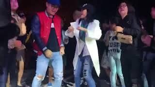 Mỹ Tâm ngẫu hứng nhảy siêu  lầy lội   bất chấp trời lạnh, cuồng nhiệt cùng ê-kip tại Đà Nẵng
