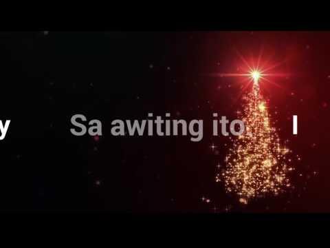 Isang Pamilya Tayo Ngayong Pasko ABS-CBN Christmas Station ID 2016 Lyrics
