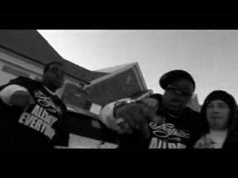 Partee ft  Frayser Boy   House Full of Guns Video