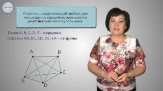 Геометрия 8 класс. Многоугольники