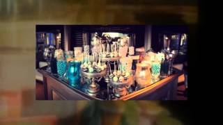 Wedding Candy Buffets, Dessert Bars, Cotton Candy, S'more, P