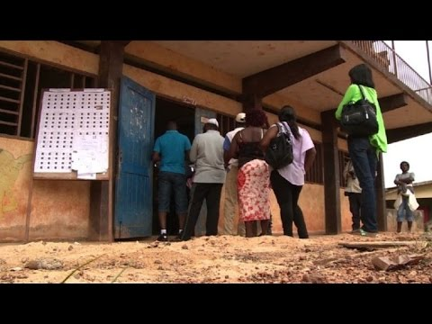 Polls open in Gabon with Bongo