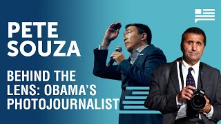Behind the Lens: How Pete Souza Sees The World | Andrew Yang | Yang Speaks
