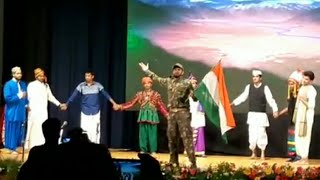 Best Independence day skit played on 15th Aug | Patriotic mime stage performance for kids & students