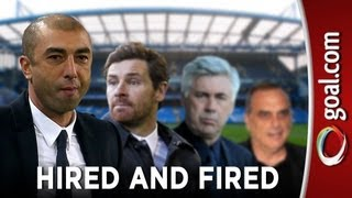 hired and fired rdm becomes eighth chelsea boss sacked by roman abramovich