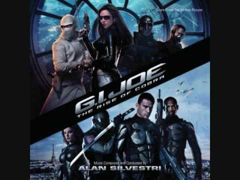 gi joe the rise of cobra score alan silvestri youtube