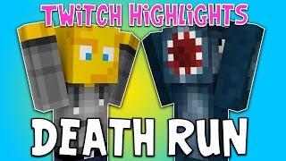 Minecraft - DEATH RUN - Twitch Highlights #2