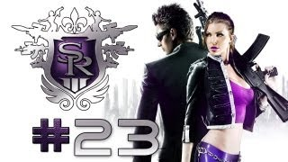 Saints Row The Third Gameplay #23 - Let