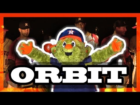 MLB: Funny Orbit Moments HD