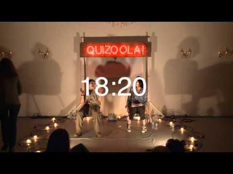 #Quizoola24 (clip) London, 2013