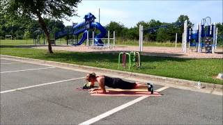 Demonstration Of Rocking Planks