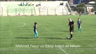 Mehme Yavuz frikik