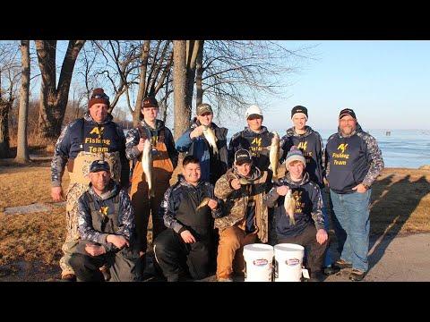 WIFA 2018 Lake Winnebago Ice Fishing Tournament
