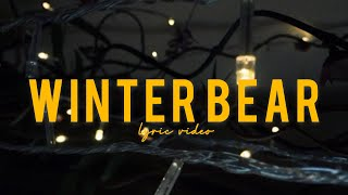 Winter Bear by V  - Cover (With Lyric)