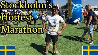 Running Stockholm's Hottest Marathon
