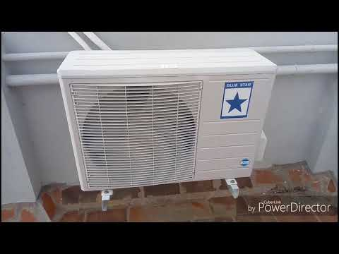 Ac outdoor unit cleaning in tamil || Ac external unit cleaning || Ac outdoor cleaning demo in home