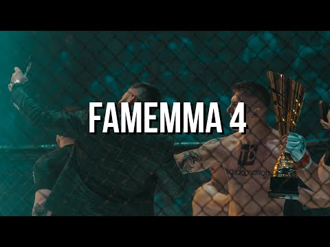 Fame MMA 4 - Relacja z gali