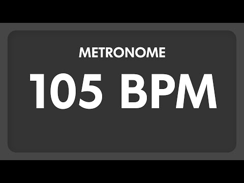 105 BPM  Metronome