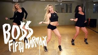 fifth harmony bo boss dance tutorial