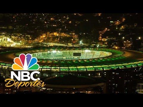 Desde Brasil: Estadio Maracaná | FIFA Desde Brasil | NBC Deportes