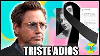 Fallece Robert Downey Sr