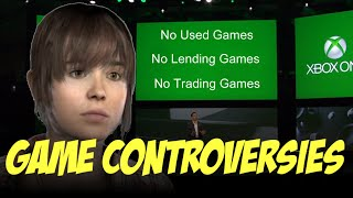 Repeat youtube video Top 5 - Gaming controversies of 2013