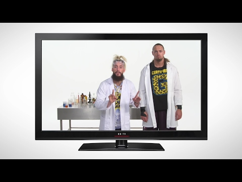 Enzo and Cass show you how to connect to WWE...