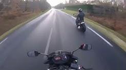 Yamaha Bolt Heinenken et XJ6 diversion