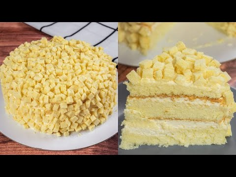 Mimosa cake the perfect dessert for celebrate the women s day