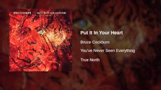Bruce Cockburn - Put It In Your Heart