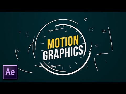 4 Great Motion Graphics Techniques in After Effects