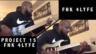 Fender American Elite Stratocaster Champagne + Fender Deluxe Jazz Bass (Project 15)