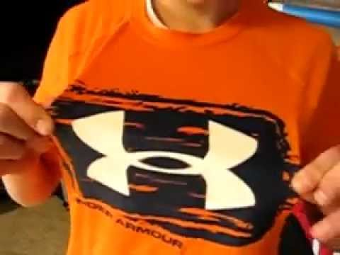 64073fc6c325 Fake under armour comercial - YouTube