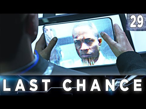Detroit: Become Human - Walkthrough Chapter 29 - Last Chance, Connor // All Endings