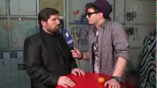 """Шарип Умханов: """"Думаю, что всe замечательно"""". Интервью. Голос. Первый канал"""