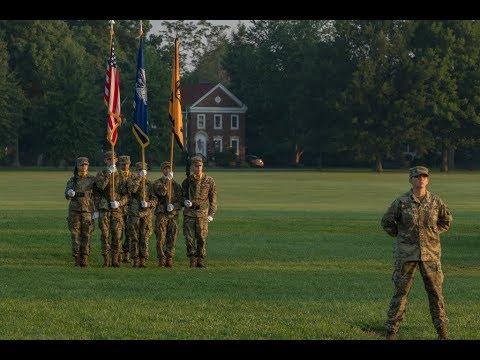 U. S. Army Cadet Command Cadet Summer Training Graduation