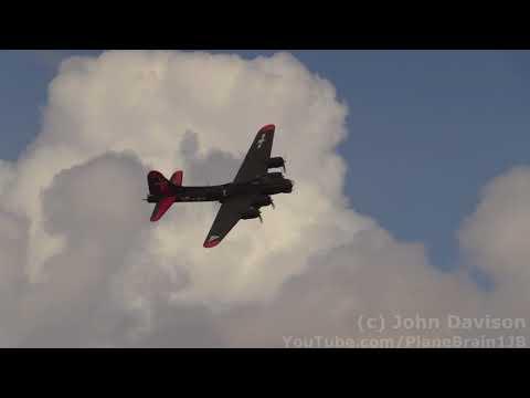 2017 Wings Over Houston Air Show - World War II Warbird Flight