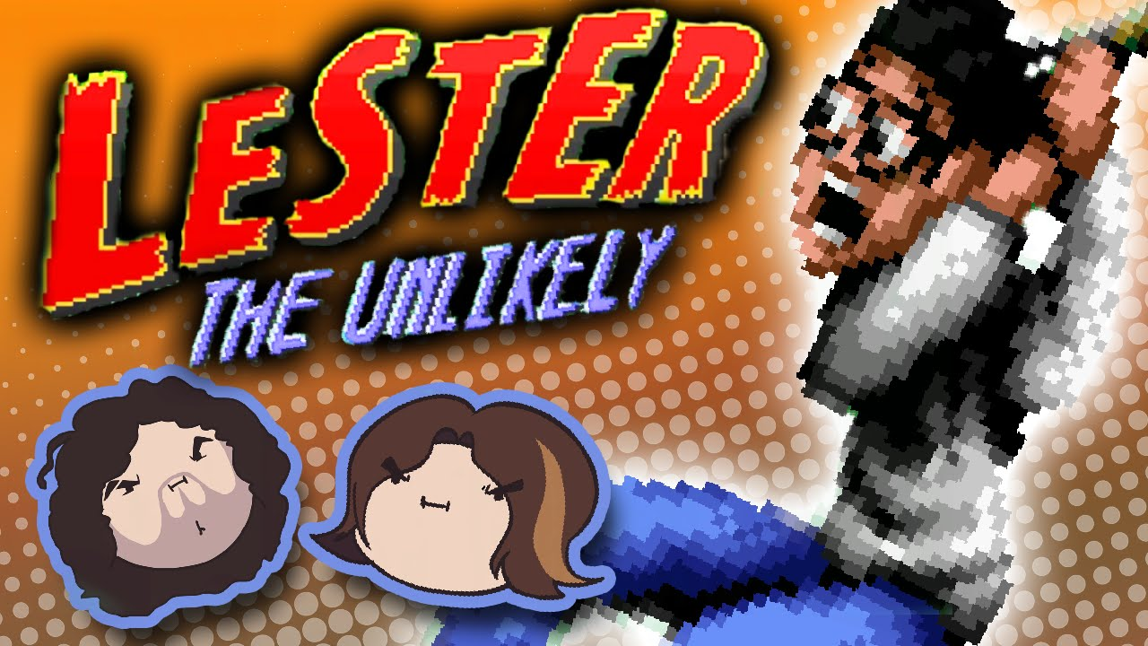 Lester the Unlikely – Game Grumps