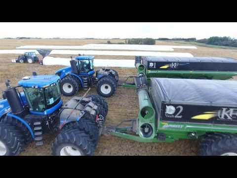 KF1899 Kambeitz Farms.Markusson New Holland.Canada 2016(4K Video).