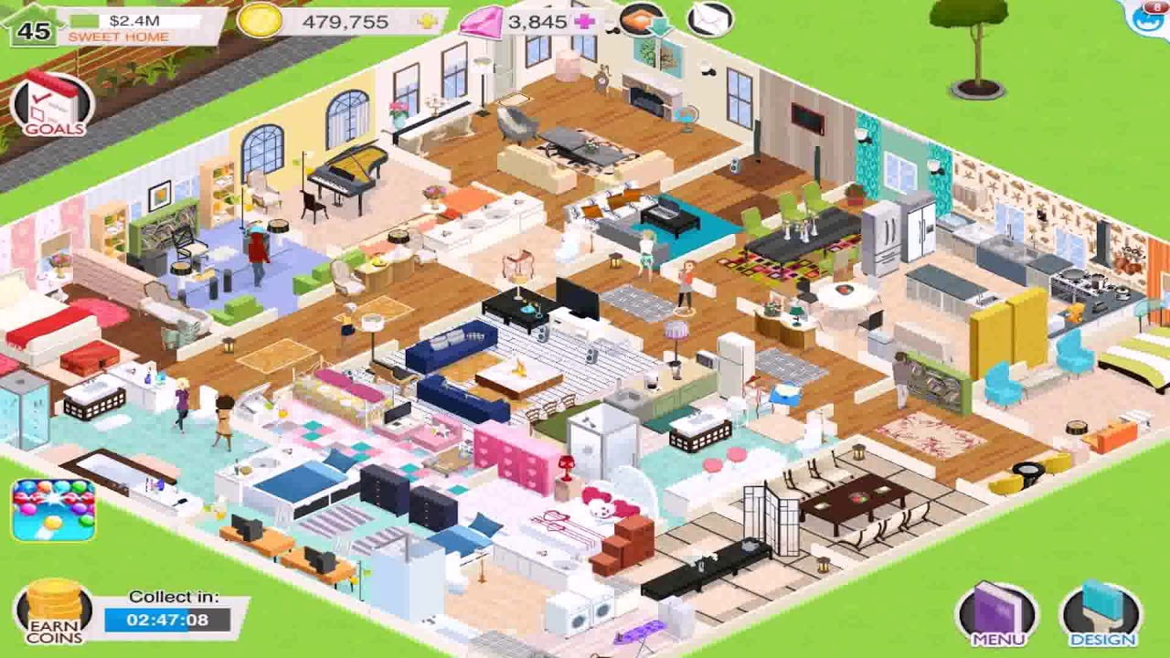 Delightful Home Design 3d Gold For Pc